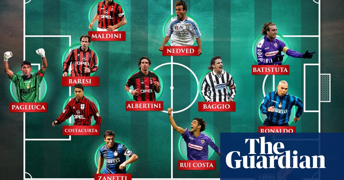 Serie A: The Serie A Team Of The 1990s
