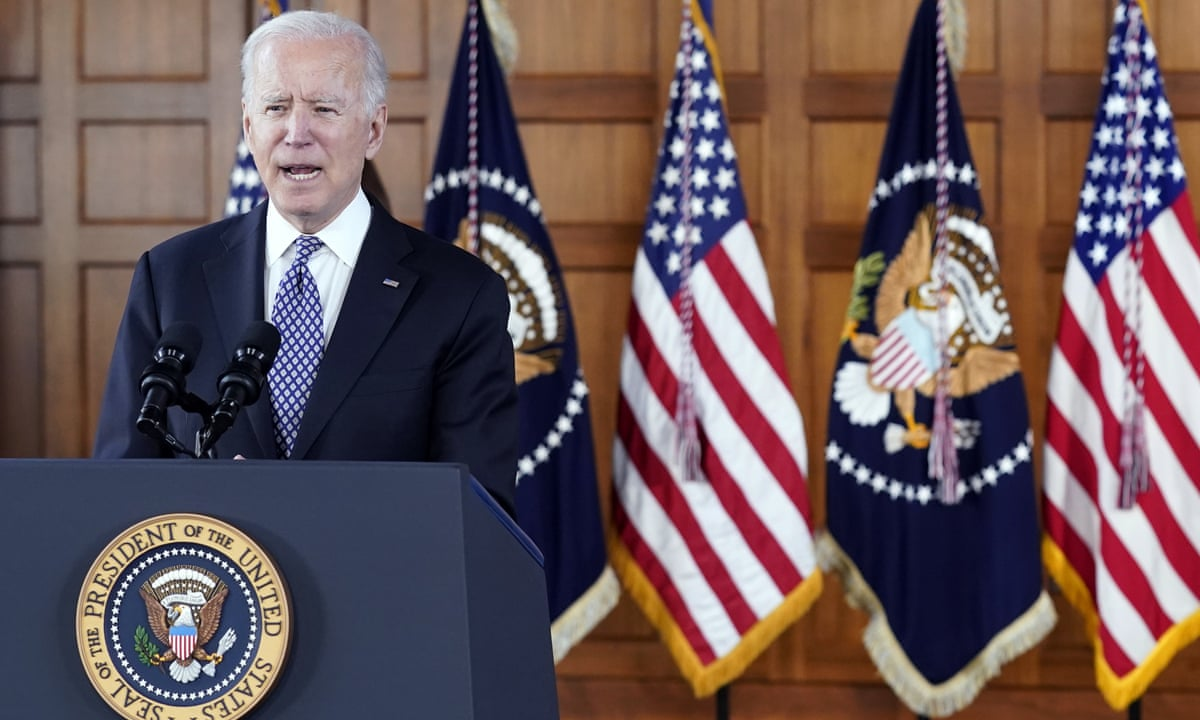US gun violence: 'Ghost guns' target of Joe Biden