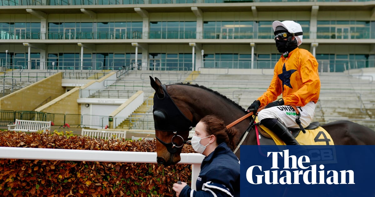 Cheltenham new year card behind closed doors under new Covid rules