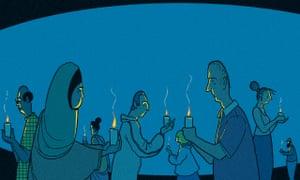 Illustration by R Fresson