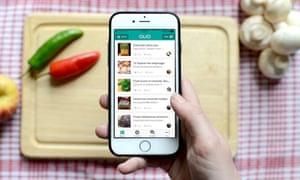 The Olio app