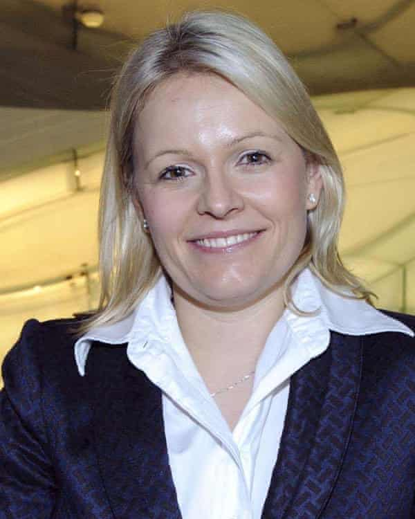 Liv Garfield, the chief executive of Severn Trent.
