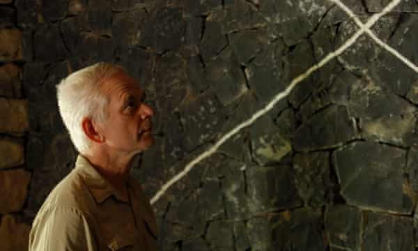 'The biggest failure is to make a work that is safe' … Goldsworthy.