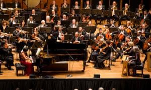 New York Philharmonic/Salonen review – explosive and
