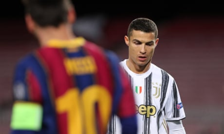 The end of Champions League's Messi and Ronaldo era? – Football Weekly