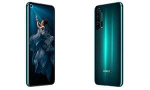 Honor 20: Huawei Android phone launch defies Donald Trump