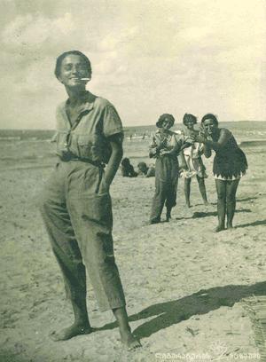 Elene Dariani, a mystical poet