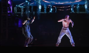 The hologram of the late rapper Tupac Shakur wasn't a hologram but a trick that dates back to the 19th century.