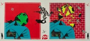 Untitled (Green Head), 1982.