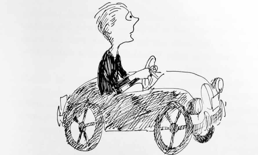 The Phantom Tollbooth written by Norton Juster with illustrations by Jules Feiffer.