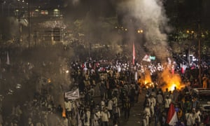 Jakarta protest