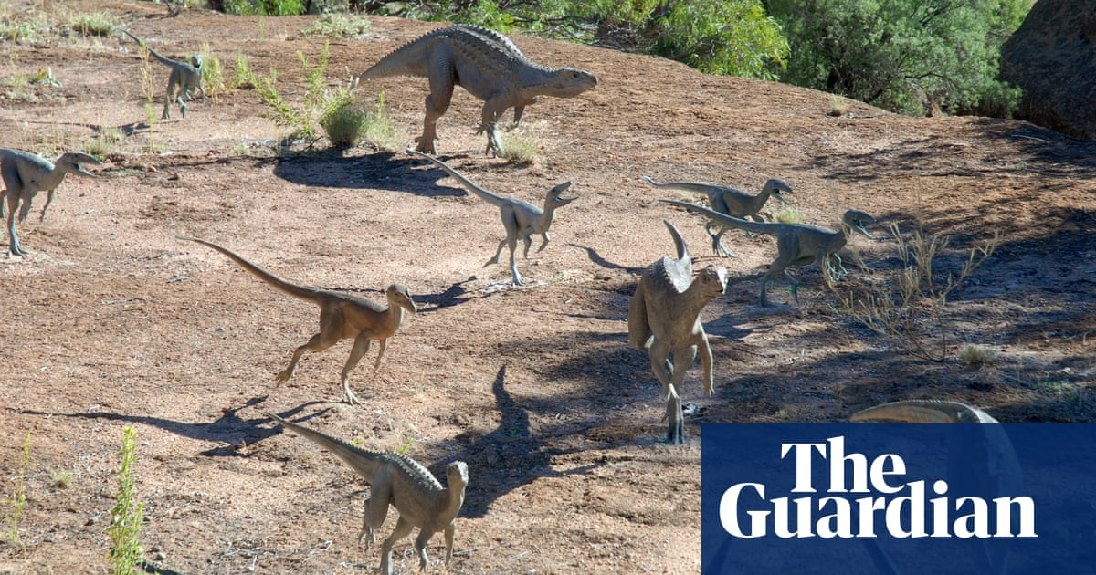 Fossil fever: driving and digging in a long lost sea on Australia's dinosaur trail