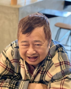 Mr Nishizawa, known as Sho-chan, began at Derailleur after heavy drinking made him ill and he lost his former job.