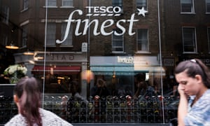 b06dfa153171 Tesco pins growth hopes on plant-based ready meals and robots. Supermarket  ...