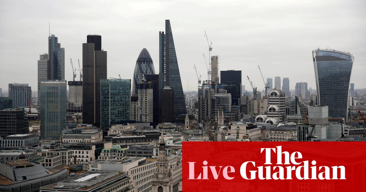 UK growth hits five-year low of 0 1% as business investment