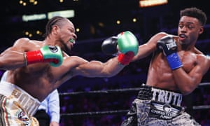 Errol Spence Jr v Shawn Porter