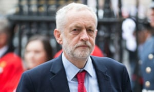 Labour leader Jeremy Corbyn has been criticised for not rooting out antisemitism in the party.