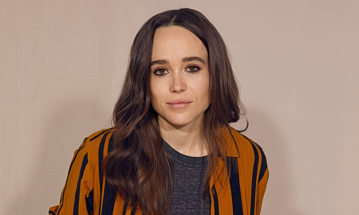 Ellen Page: 'I'm not afraid to say the truth' | Ellen Page | The Guardian