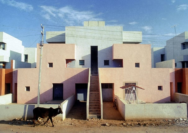 Low-cost housing needs dignity, says Indian architect