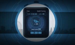 spy_watch game screen