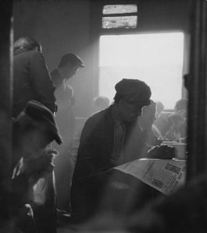 Workers' Cafe, Salford, 1957