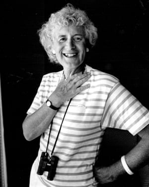 Jan Morris on her travels in 1988.