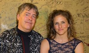 Virtuosity … Béla Fleck and Abigail Washburn.