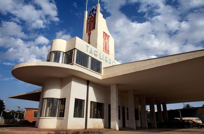 Asmara is a jewel': but can Eritrea's modernising capital
