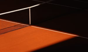 Clay court  in Madrid