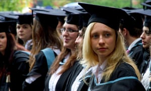 Graduation day at the University of Birmingham