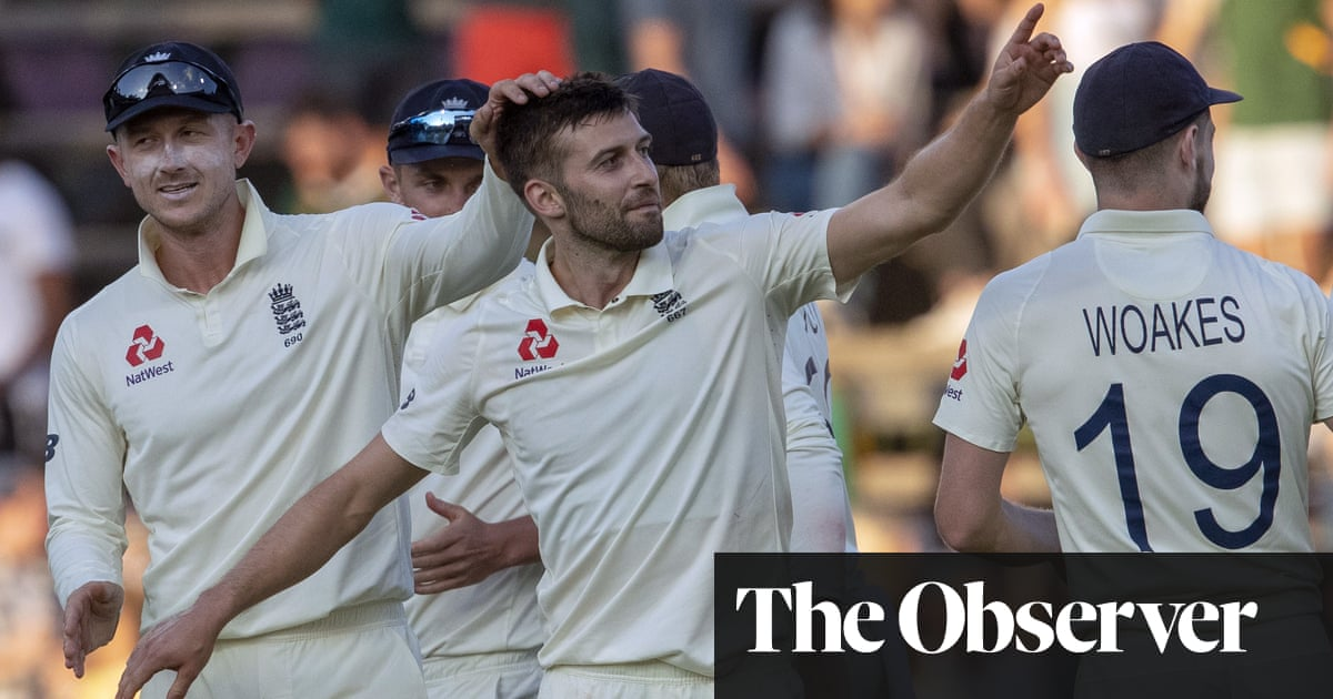 Mark Wood shines with bat and ball as England dominate South Africa