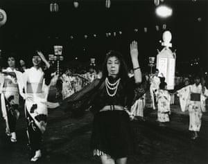 Oroku bailando / Dancing Oroku 1954 - 1956 by Toyoko Tokiwa