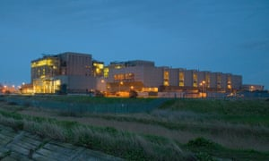 Bradwell nuclear power station in Essex, one of the 12 sites covered by the NDA contract.