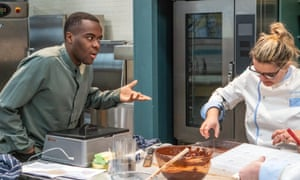 Liam Charles returns for a new series of Bake Off: The Professionals.