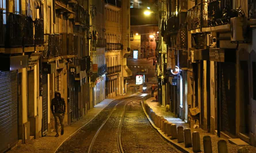 Lisbon provides the setting for Patricia Marques's debut, The Colours of Death.