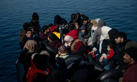 'Catastrophe for human rights' as Greece steps up refugee 'pushbacks'