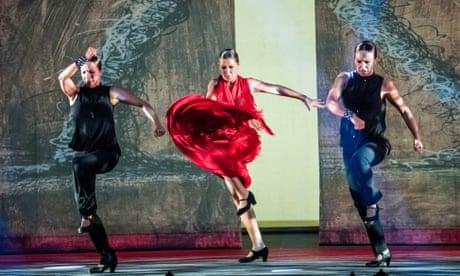 Sara Baras review – regal and rapid-fire flamenco