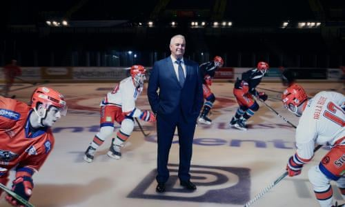 Get Your Skates On The Rise Of British Ice Hockey Sport The