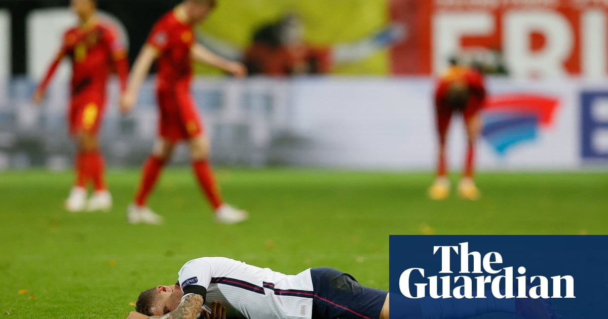 Englands Nations League flop, Wales win and WSL drama – Football Weekly