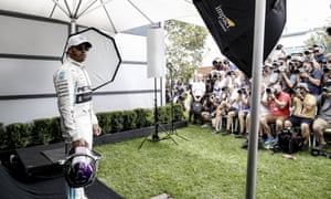 Lewis Hamilton was one of few F1 figures to emerge from the Australian GP fiasco with any credit.