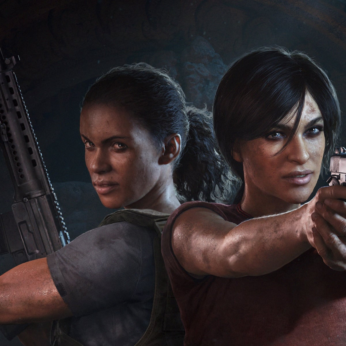 uncharted lost legacy review ps4