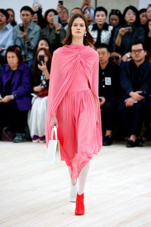 Céline, Paris fashion week, SS17, October 2016