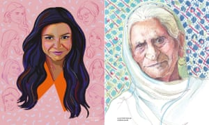Mindy Kaling and Pritam Kaur Hayre both feature in Stories for South Asian Supergirls.