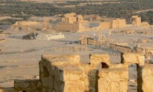 Palmyra in Syria