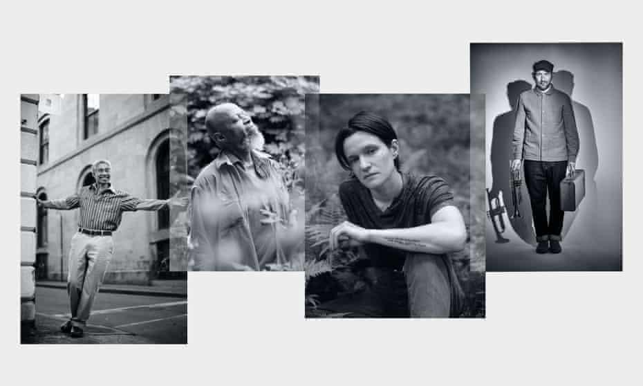 Beverly Glenn-Copeland, Laraaji, Adrianne Lenker, Matthew Halsall