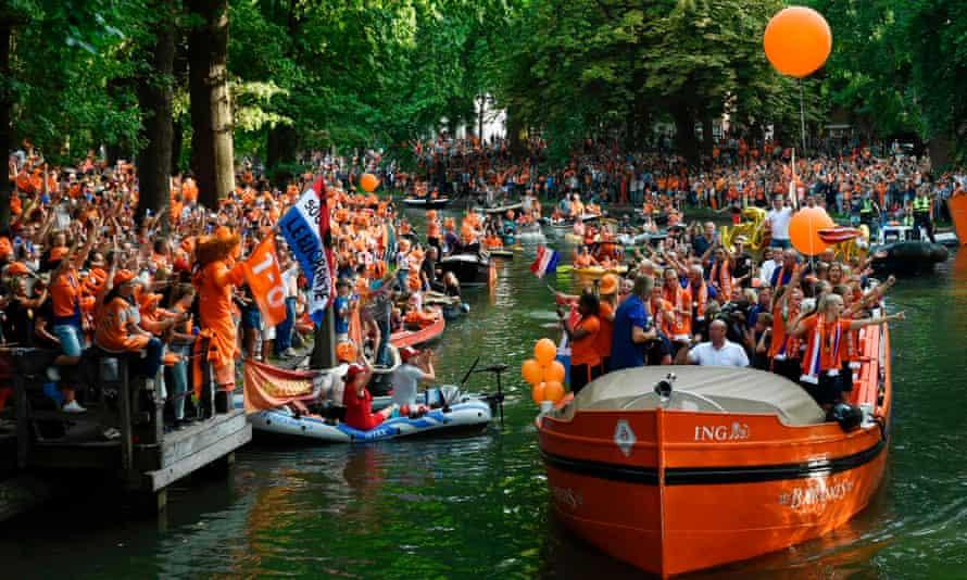 Holland women football