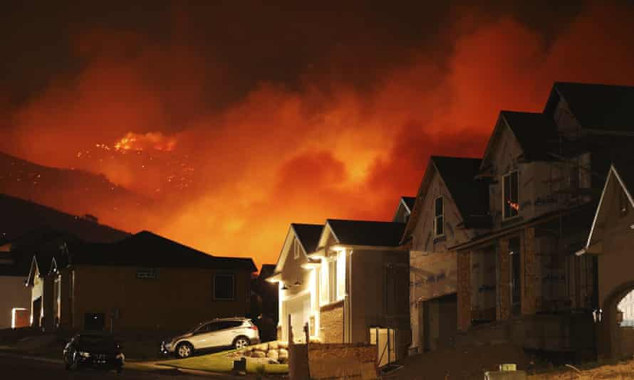 'At some point during the last three decades, my wildfire precautions became more like preparations for a trip - one whose departure date is both uncertain and inevitable.'