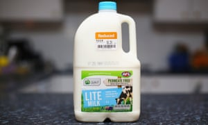 Woolworths milk