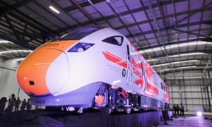 Hitachi also said it had used the Kobe Steel parts in trains built for the UK market.