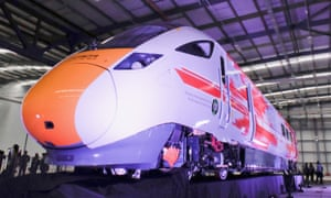 Hitachi Rail Europe's factory in Newton Aycliffe will produce new trains for the east coast main line.